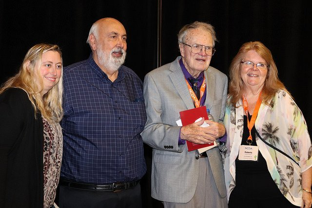 Mark Savickas John Krumboltz And Two Participants